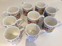 Rare Jack Wills mugs