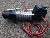 Superwinch 12v 4300kg winch