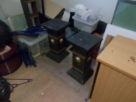 Egyptian type occasional tables (2)