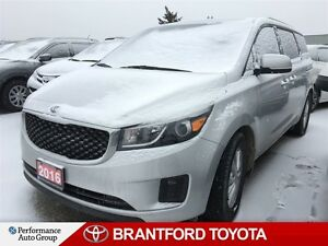 2016 Kia Sedona LX+, Power Sliding Doors, Proxy Entry, Carproof