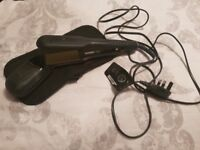 Ghd wide plate hair straighteners