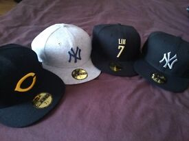 New Era 59 TIFTY Fitted cap/hat 7 1/8 , 7 1/4 Collection/ Brand new
