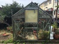 Greenhouse for sale 6ft by 4ft