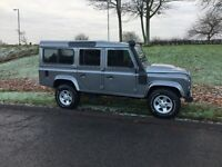 Land Rover defender 110 very good condition 1 previous owner full service history