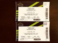 2 x Chris Rock Total Blackout Tour tickets