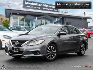 2016 NISSAN ALTIMA 2.5 SV |CAMERA|WARRANTY|BLUETOOTH|ALLOY|ROOF