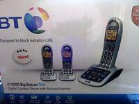 Landline Cordless phone system