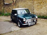 1991 Rover Mini Cooper 1.3i - Early SPI model with very low mileage, 33,350.