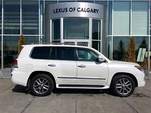 2014 Lexus LX 570 6A Ultra Premium Package