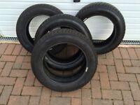Tyres - 4 All season tyres