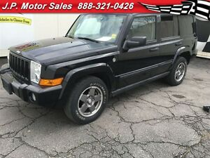 2006 Jeep Commander Automatic, Sunroof, Third Row Seating, 4*4