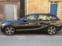 BMW 1 Series 62 Plate 116d SPORT - FSH - Red Stitch Interior - IMMACULATE - swap Audi Mercedes?