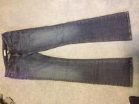 AE, Hollister, Ab & Fitch, Urban Planet jeans. Sizes 0-7
