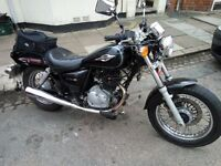 Suzuki Marauder GZ125 -2003 only 7k miles Learner Legal Cruiser 124cc