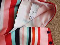 Jasper conran striped occasion dress