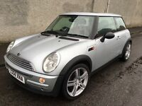 Stunning 2004 04 Mini Cooper 1.6 3Dr **Full History+Glass Panoramic Roof+Red/Black Sports Interior**
