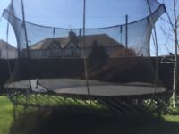 Big trampoline for sale