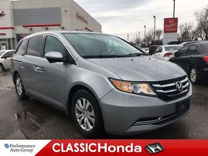 2016 Honda Odyssey EX-L | REAR DVD | LEATHER | CLEAN CARPROOF |