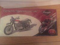 Triumph Bonneville T120 collectors bike for sale!!