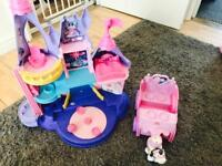 Fisher Price Little People Princess Castle and Carrige