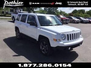 2015 Jeep Patriot Sport 4x4 | HIGH ALTITUDE | LEATHER | SUNROOF
