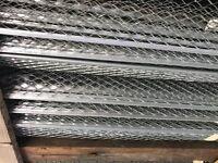 Plastering Metal Mesh Corners