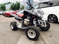 2009 QUADZILLA DINLI 450cc RS ROAD LEGAL QUAD BIKE BARGAIN