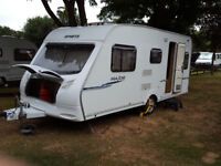 Swift Major 5 - lovely clean condition, just had a full service
