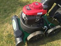 Billy goat vacuum leaf collector mv650
