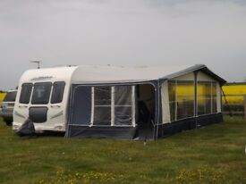 Caravan Awning Ventura Pacific 300 (manufactured by Isabella)