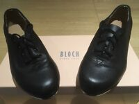 Girls Bloch Tap Shoes Size 1