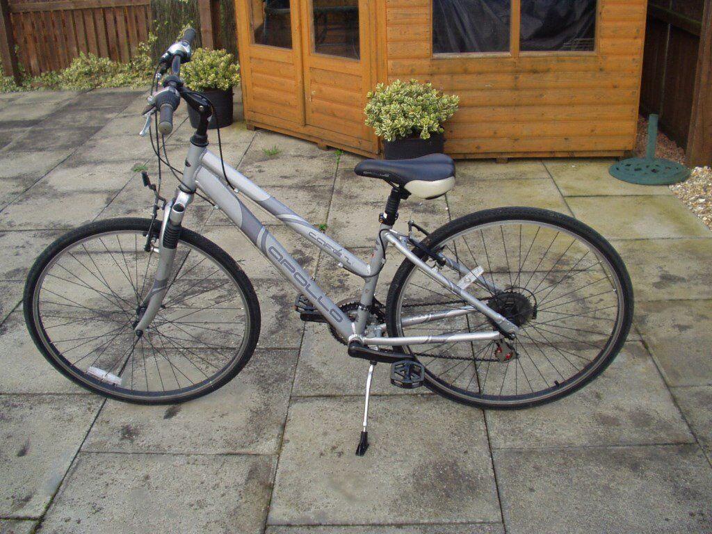 """LadiesApollo Hybrid Cycle - 16"""" Frame"""
