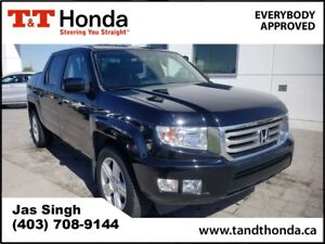 2014 Honda Ridgeline Touring* Navi, Rear Camera, Sunroof, Heated