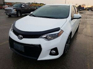 2016 Toyota Corolla S upgraded - finance takeover $133/biweekly