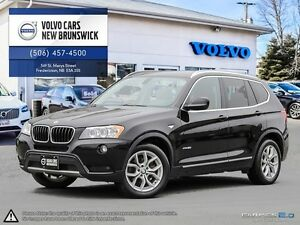 2013 BMW X3 xDrive28i! REDUCED! PREMIUM PKG! LEATHER!