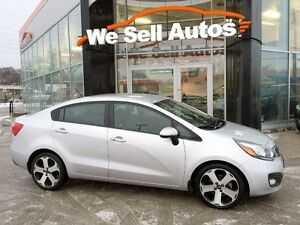 2014 Kia Rio EX *LEATHER *BLUETOOTH *KEYLESS ENTRY