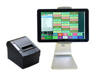 Brand New Tablet 10 inch EPOS Terminal Bundle + One Year Manufacturers Warranty