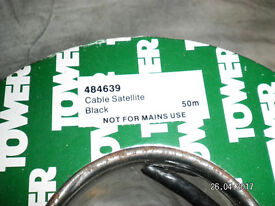 Part used new satellite cable drum