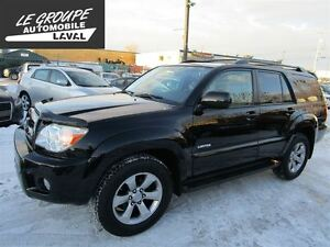 2008 Toyota 4Runner Limited V6, TOIT, CUIR, A-1, A VOIR