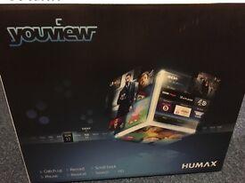 Selling new Humax DTR-T2000 500GB