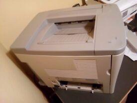 Epson AcuLaser. C900 Printer. New set of Toners worth £50+ Plus part spent toners.