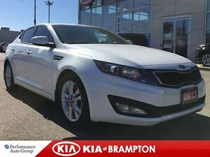 2013 Kia Optima EX TURBO NAVIGATION LEATHER BLUETOOTH!!