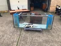 7x2.5x2 foot fish tank