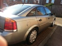 2004 VAUXHALL VECTRA 1.8 LS PETROL 4 NEW TYRES FITTED