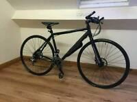 Boardman Hybrid road bike