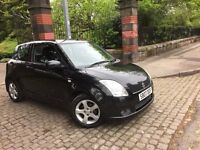 SUZUKI SWIFT 1.5 GLX 2007 VERY SMOOTH DRIVE 11 MONTHS M.O.T