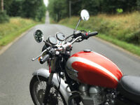 TRIUMPH BONNEVILLE LIMITED EDITION