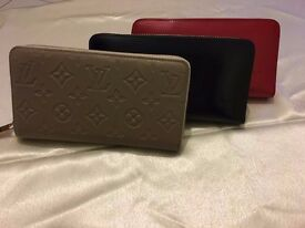 leather louis Vuitton purses