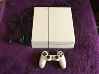 Sony PlayStation PS4 Console 500GB White