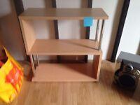 Shelves - Moden Style, Chrome Finish